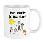 FAMILY STICK FIGURES Mug