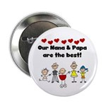 "FAMILY STICK FIGURES 2.25"" Button"