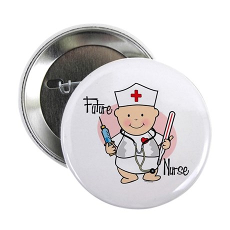 "Future Nurse 2.25"" Button"
