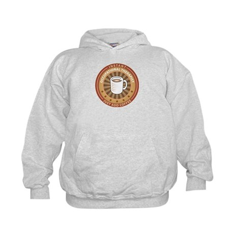 Instant Occupational Therapist Kids Hoodie