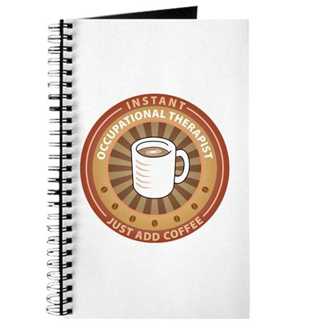 Instant Occupational Therapist Journal