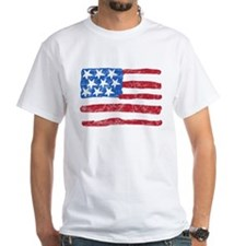 Grungy Flag Shirt