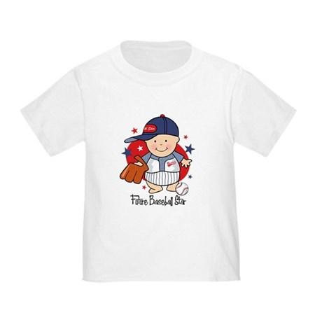 Future Baseball Star Toddler T-Shirt