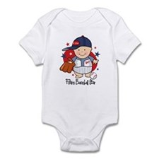 Future Baseball Star Infant Bodysuit