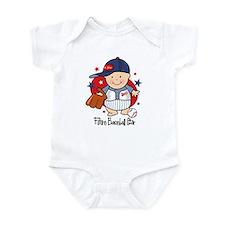 Future Baseball Star Infant Bodysuit