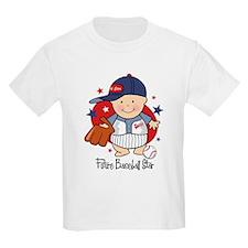 Future Baseball Star T-Shirt