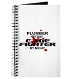 Plumber Cage Fighter by Night Journal