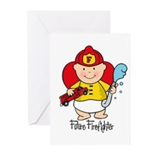 Future Firefighter Greeting Cards (Pk of 20)