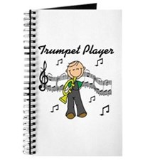 Trumpet Player Journal