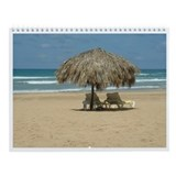 Tropical Scenes Wall Calendar