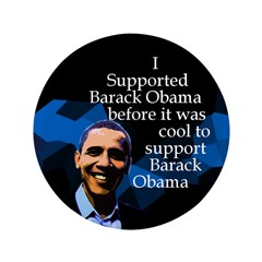 "Before it was Cool Obama 3.5"" Button (100 pack)"