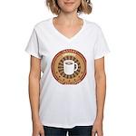 Instant Linguist Women's V-Neck T-Shirt