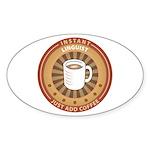 Instant Linguist Oval Sticker (10 pk)