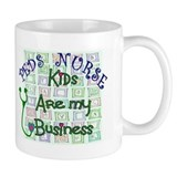 PEDS Nurse Small Mugs