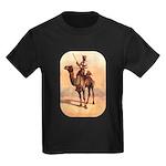 Camel Art Kids Dark T-Shirt