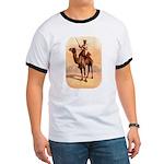 Camel Art Ringer T