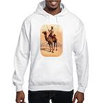 Camel Art Hooded Sweatshirt