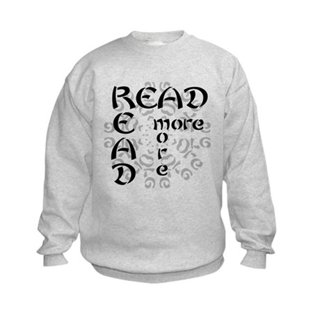 Read More Kids Sweatshirt