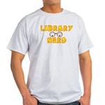 Library Nerd Light T-Shirt