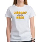 Library Nerd Women's T-Shirt