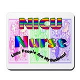 PEDS Nurse Mousepad