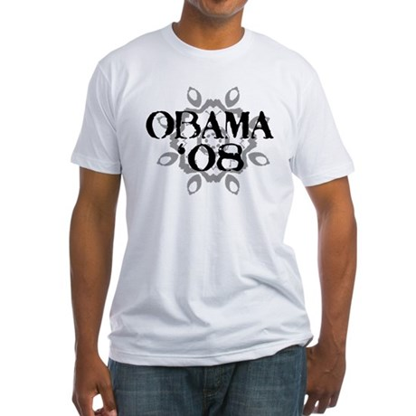 Obama '08 Fitted T-Shirt