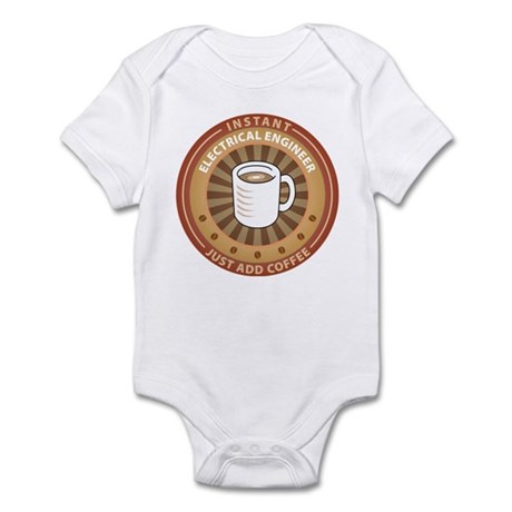 Instant Electrical Engineer Infant Bodysuit