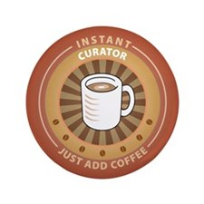 "Instant Curator 3.5"" Button (100 pack)"