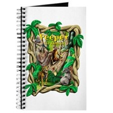 Peeper The Kinkajou Journal