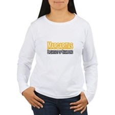 """Margaritas. Breakfast of..."" T-Shirt"
