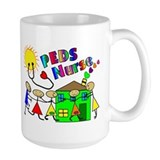 Cute Pediatrics nurse Mug