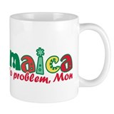 Jamaica No Problem Small Mug