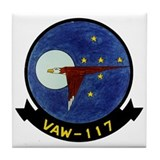 VAW 117 Wallbangers Tile Coaster