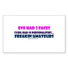 Eve Sybil Rectangle Sticker 10 pk)