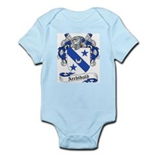 Archibald Family Crest Infant Creeper