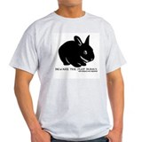 Beware Plot Bunny T-Shirt