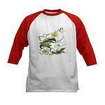 Chinese Dragons Kids Baseball Jersey
