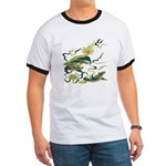 Chinese Dragons Ringer T