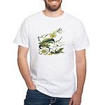 Chinese Dragons White T-Shirt