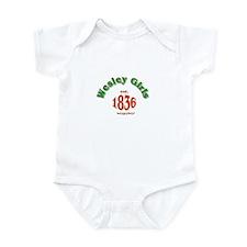 Wesley Girls WGHS Psychedelic Infant Bodysuit