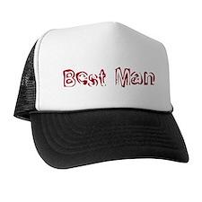 Urban Best Man Trucker Hat