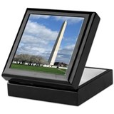 Washington Monument merchandise Keepsake Box
