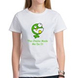 The Chemo Made Me Do It Tee-Shirt