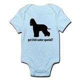 Got Irish Water Spaniel? Onesie