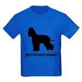 Got Irish Water Spaniel? T