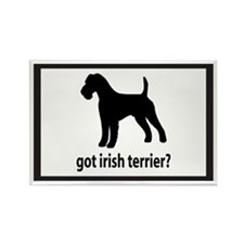 Got Irish Terrier? Rectangle Magnet