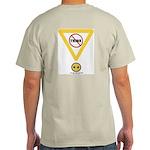 New World Order Product Ash Grey T-Shirt