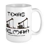 Texas Oilman Coffee Mug