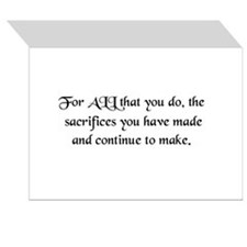 For All You Do Greeting Cards (Pk of 20)