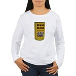 BEANS BEANS Women's Long Sleeve T-Shirt